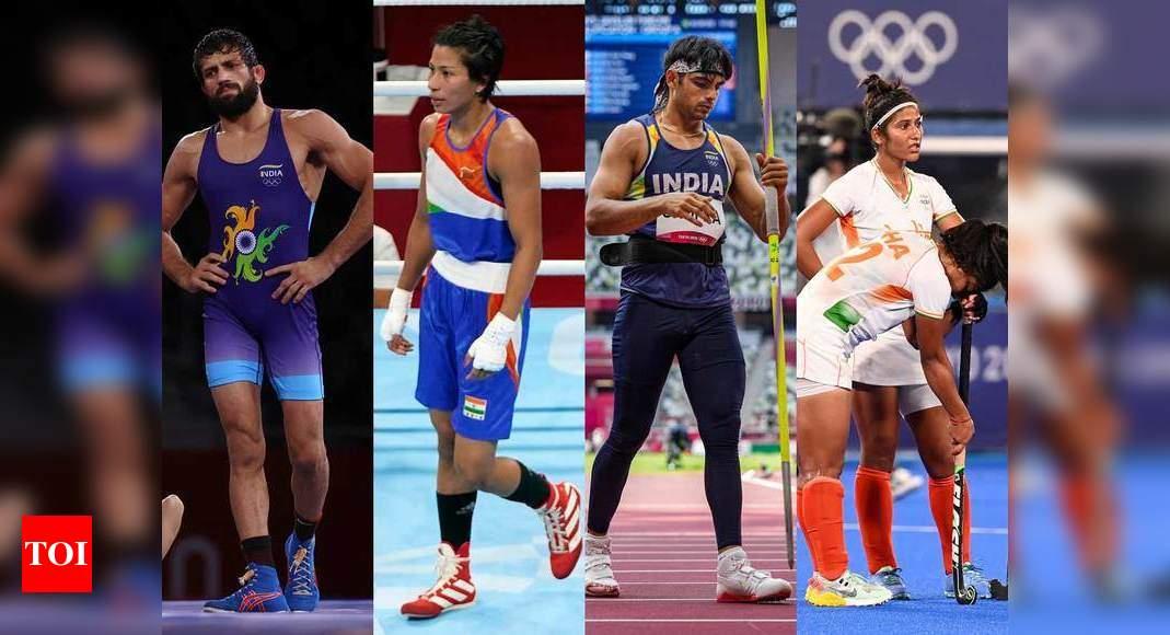 Tokyo Olympics: Dahiya storms into final, Lovlina gets bronze; Neeraj impresses