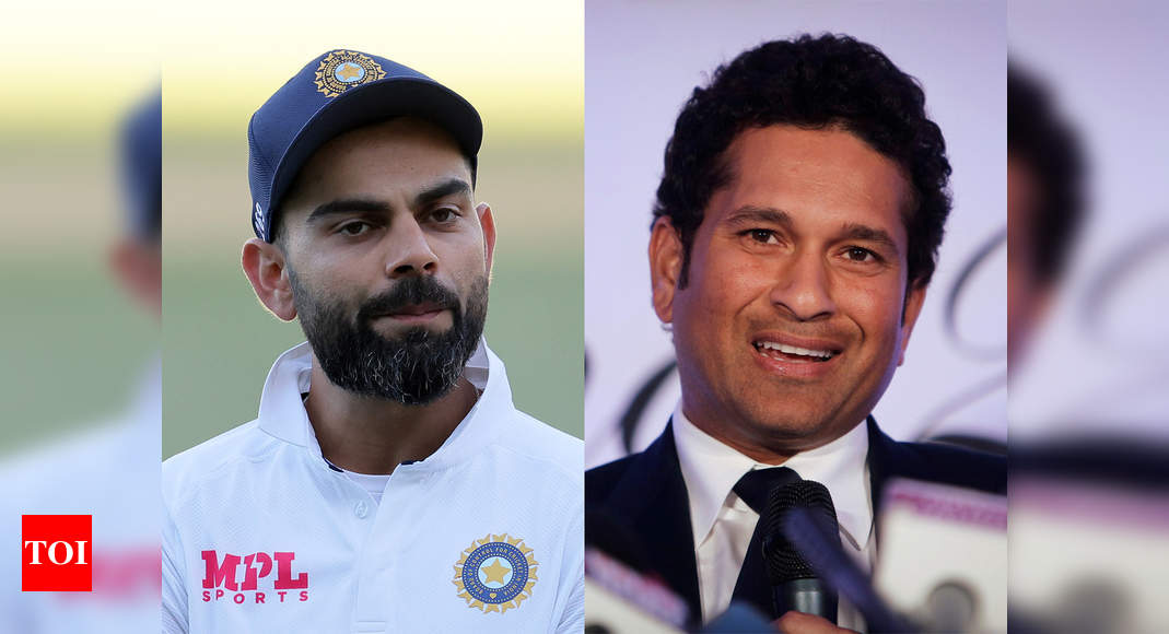I called Tendulkar and sought his help after 2014 England tour: Kohli