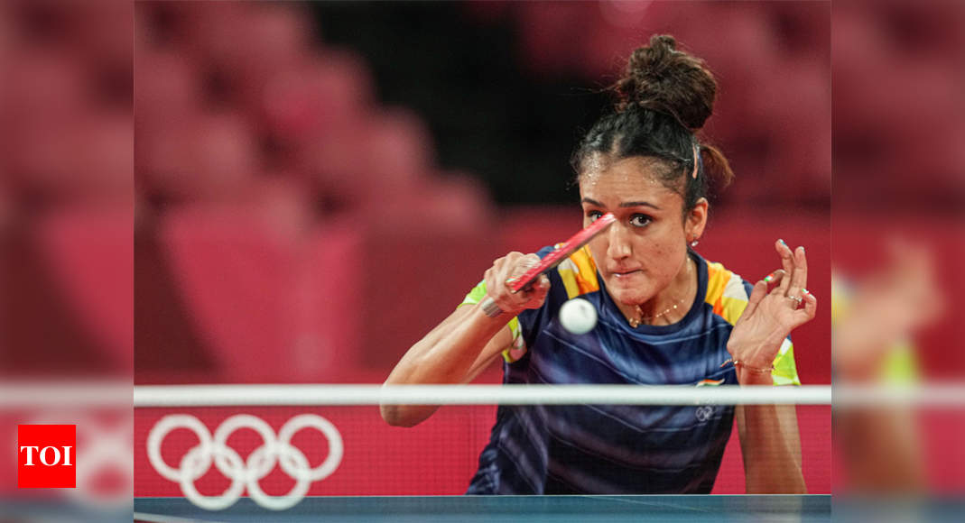TTFI to issue show cause notice to Manika after she refuses coach's help