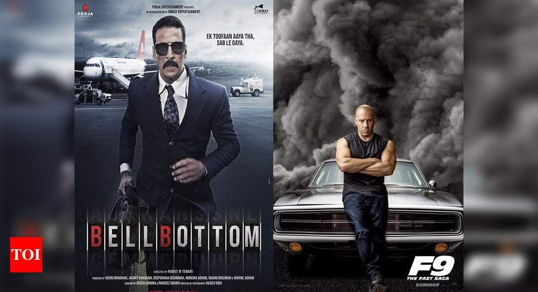'Bell Bottom' will not clash with 'Fast 9'