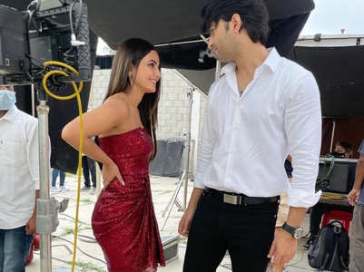 Hina-Shaheer reunite for another music video