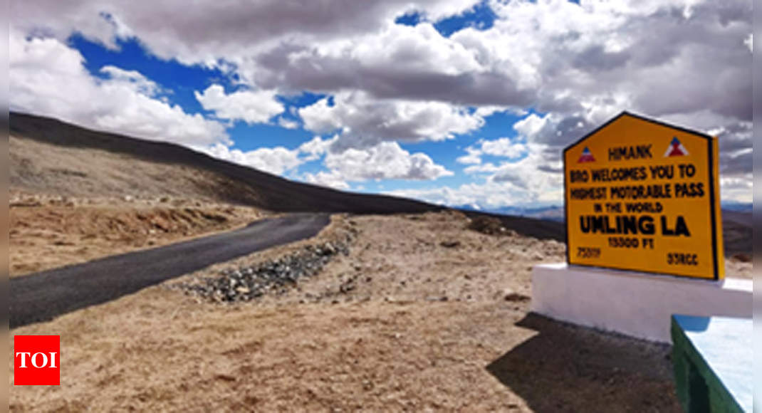 India builds highest motorable road in the world in eastern Ladakh: All you need to know