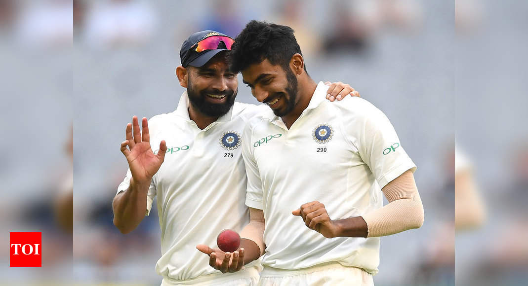 India vs England: Indian bowling attack probably the most potent, says Marcus Trescothick | Cricket News – Times of India