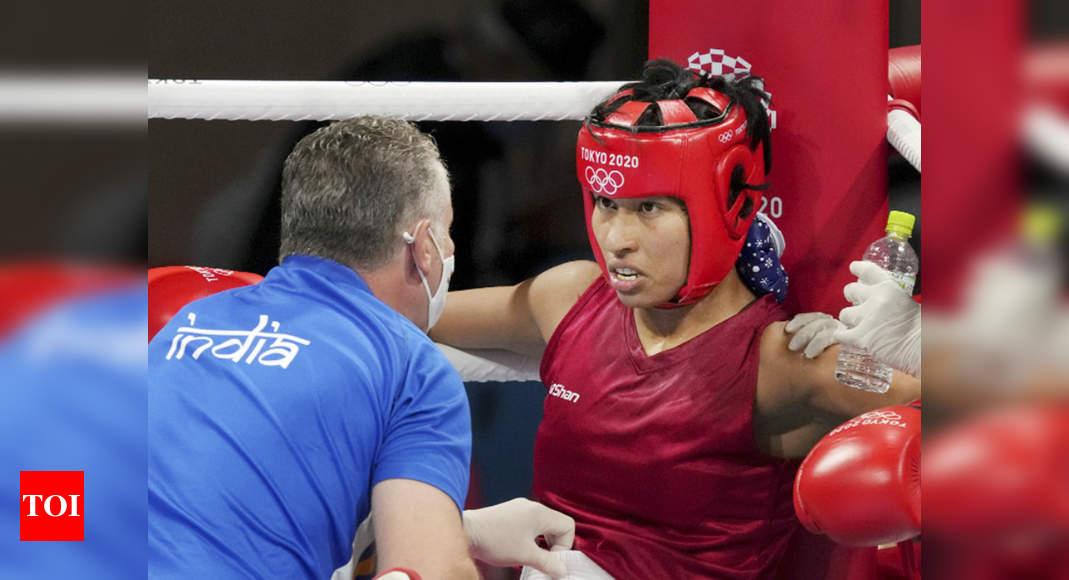 After bronze, Lovlina Borgohain is boxing's new golden girl
