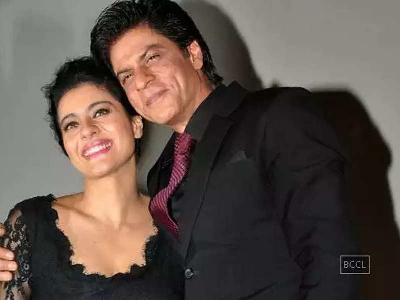 Kajol denies romancing Shah Rukh Khan in Rajkumar Hirani's next