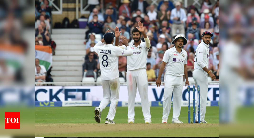 1st Test: Bumrah stars as India bowl England out for 183 on Day 1