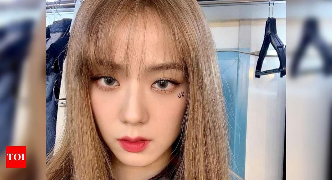 Jisoo goes blonde ahead of 5th anniversary