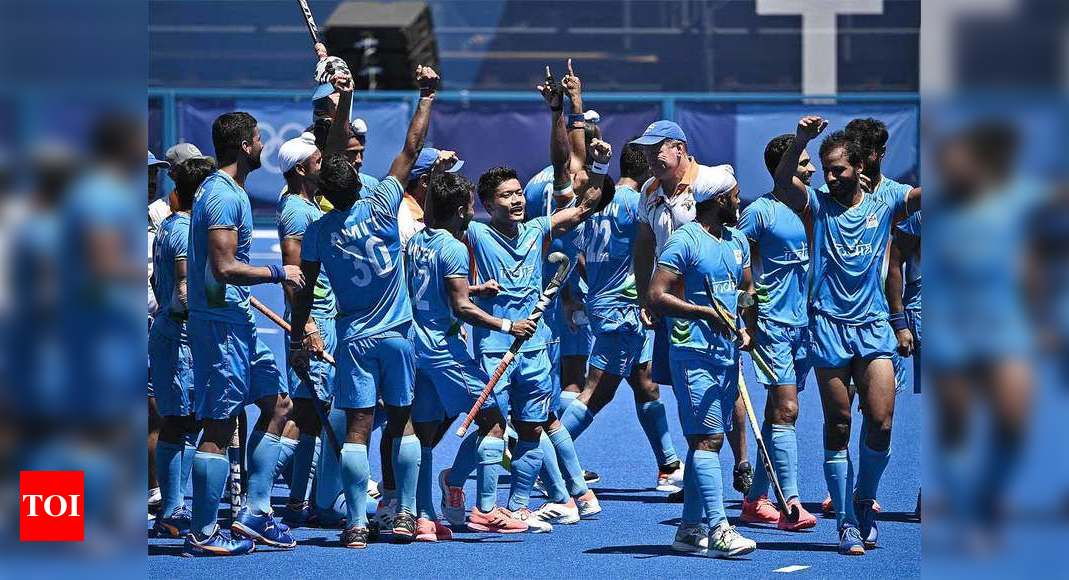 Tokyo Olympics: Meet the Indian men's hockey team which broke a 41 year medal jinx | Tokyo Olympics News – Times of India
