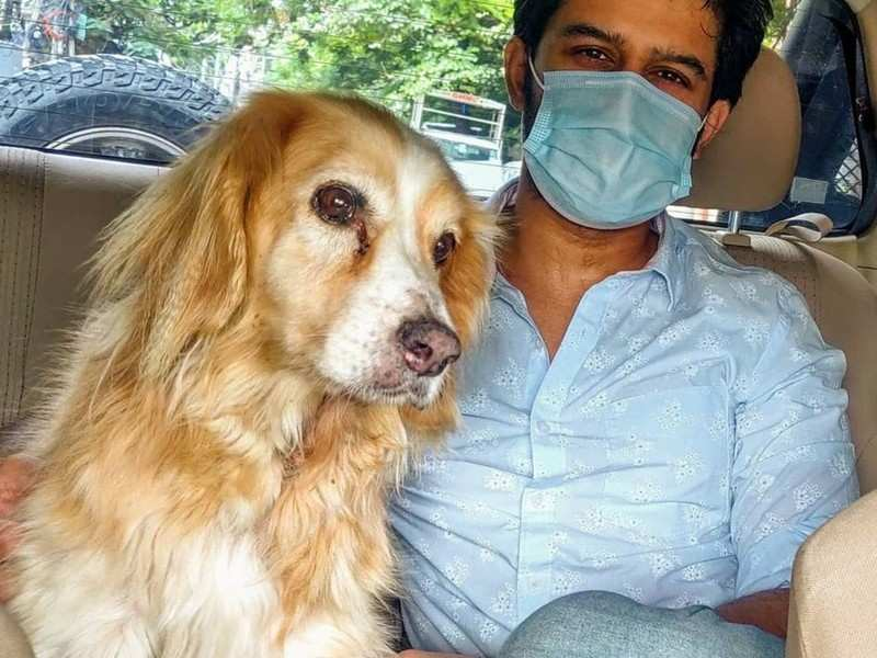 Abijeet Duddala mourns the passing of his pet: Not everything that happens in my life makes it to social media