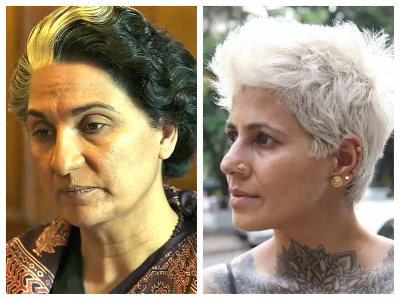 Hairstylist Sapna Bhavnani doesn't approve of Lara Dutta's look in Bell Bottom: 'Such a bad wig'