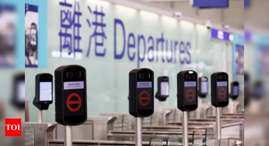 Canada warns citizens about possible Hong Kong exit bans