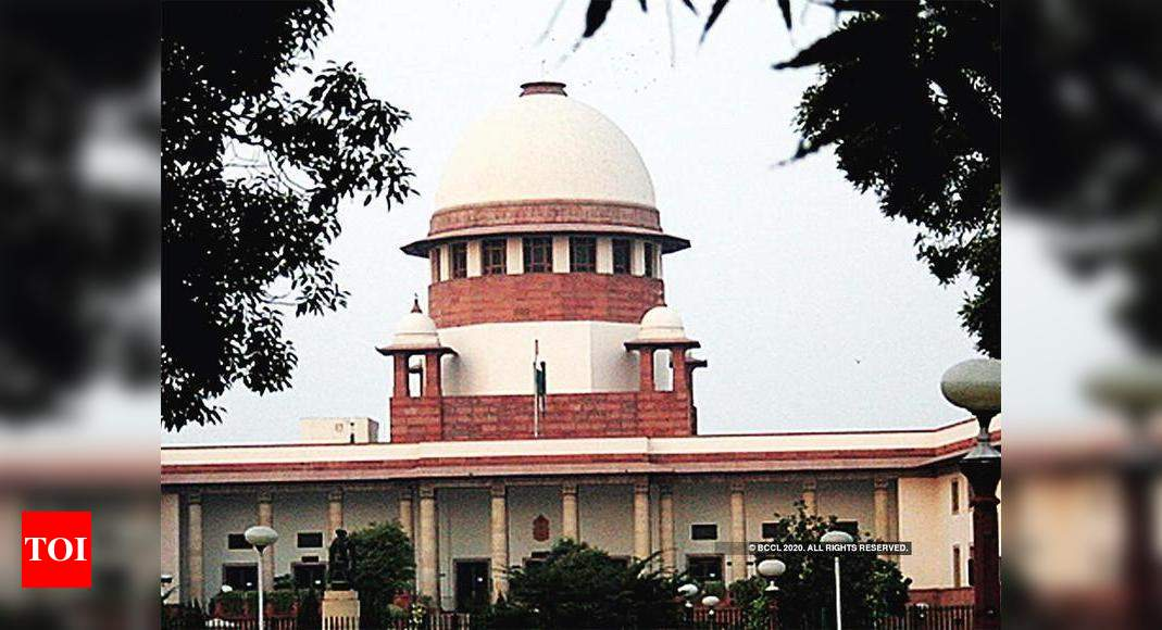 Pegasus row: SC asks petitioners to serve pleas to Centre; next hearing on Tuesday | India News – Times of India