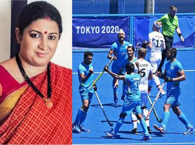 Celebs wish Indian Men's Hockey Team's win