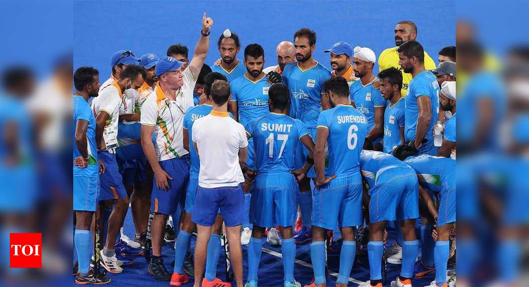 Tokyo Olympics 2020: Privileged to have played a part, says Graham Reid | Tokyo Olympics News – Times of India