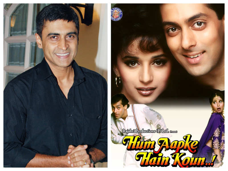 Mohnish Bahl: I think it is 'Hum Aapke Hain Koun…!' that keeps bringing me work even today
