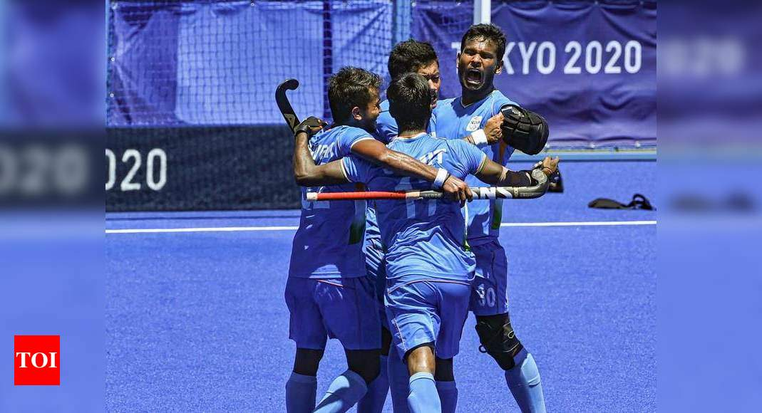 Tokyo Olympics: The five goals that took the Indian men's hockey team back to the podium after 41 years | Tokyo Olympics News – Times of India