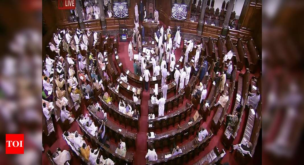 RS passes bill to amend Scheduled Tribe list relating to Arunachal Pradesh | India News – Times of India