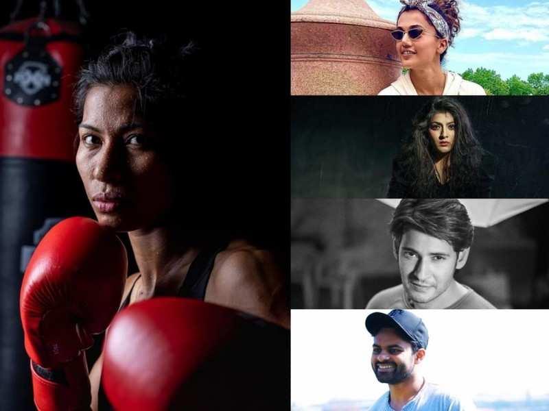 Olympian boxer Lovlina Borgohain thanks Mahesh Babu, Sai Dharam Tej, Taapsee Pannu and Varalaxmi Sarathkumar