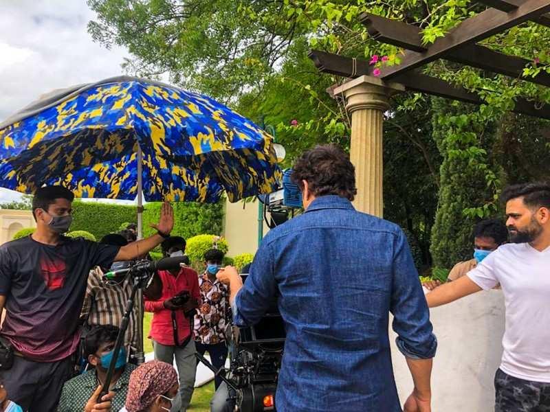 Nagarjuna Akkineni resumes shooting for Praveen Sattaru's Kajal Aggarwal co-starrer