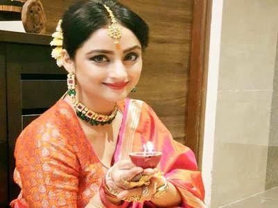 Madirakshi fasts despite a hectic schedule
