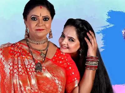 Rupal styles her look in 'Tera Mera Saath...'