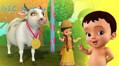 Watch Children Bengali Nursery Rhyme 'Farm Animal Sounds Song' for Kids - Check out Fun Kids Nursery Rhymes And Baby Songs In Bengali