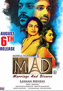 MAD – Marriage And Divorce (2021) Full Movie Watch Online