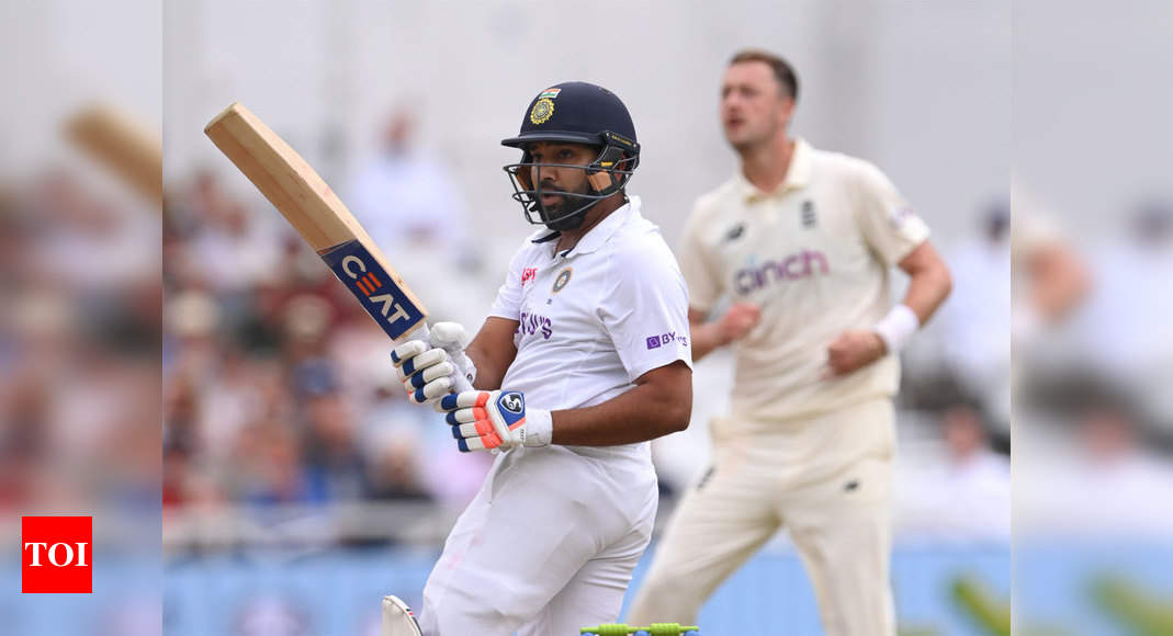 Rohit Sharma: If the ball is in my area, I will play my shots | Cricket News – Times of India