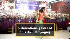 Celebrations galore at this do in Prayagraj
