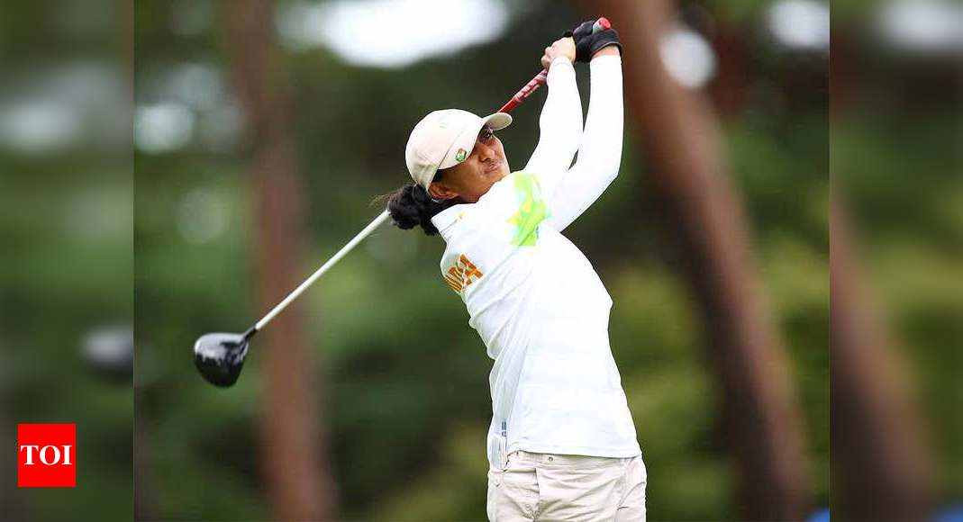 Aditi Ashok: Everything you need to know about India's lion-hearted golfer Aditi Ashok | Tokyo Olympics News – Times of India