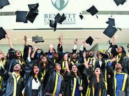 Students of Bennett University Batch of 2021 to bid goodbye