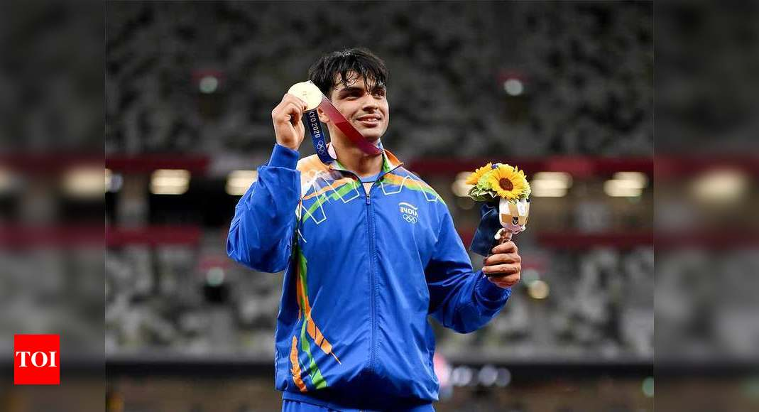 Tokyo Olympics 2020: Olympic gold in his pocket, Neeraj Chopra targets 90m throw now   Tokyo Olympics News – Times of India