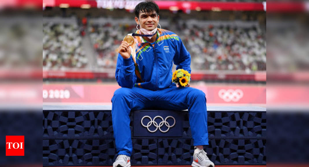 What goes into the making of a javelin champion? The skills and training required   Tokyo Olympics News – Times of India