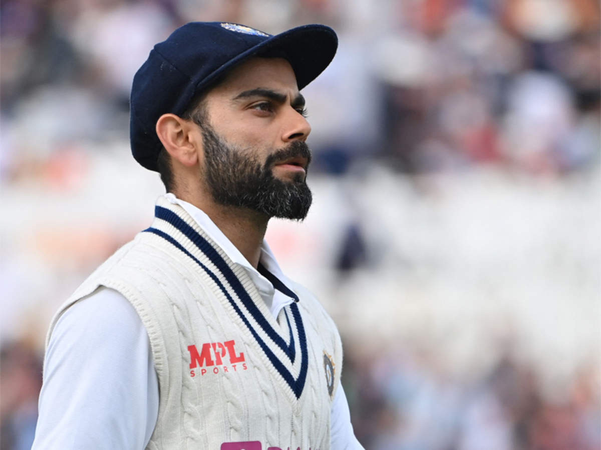 Virat Kohli says first Test's team 'template' for remainder of series    Cricket News - Times of India