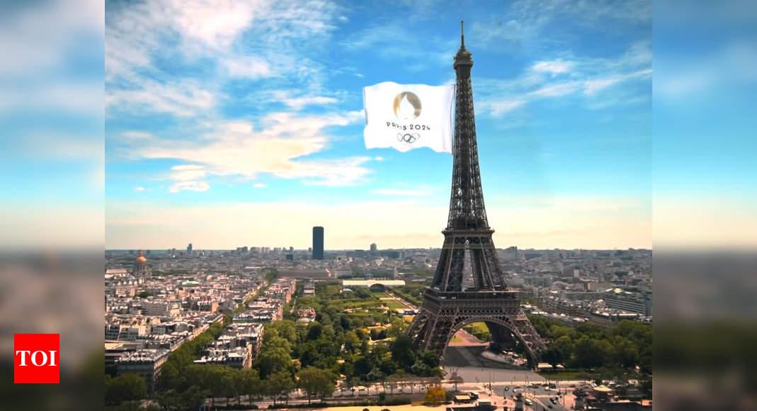Sayonara Tokyo, bonjour Paris: Olympic focus switches to 2024   Tokyo Olympics News – Times of India