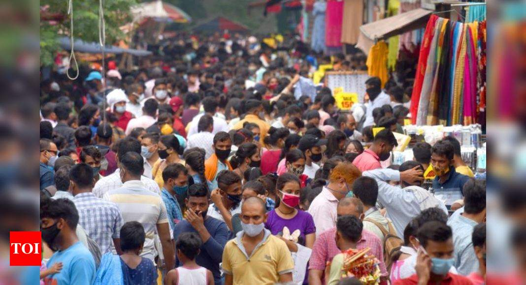4% dip in India's weekly Covid cases as NE numbers decline