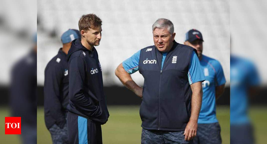 India vs England: Silverwood's patience with England's top order wearing thin   Cricket News – Times of India