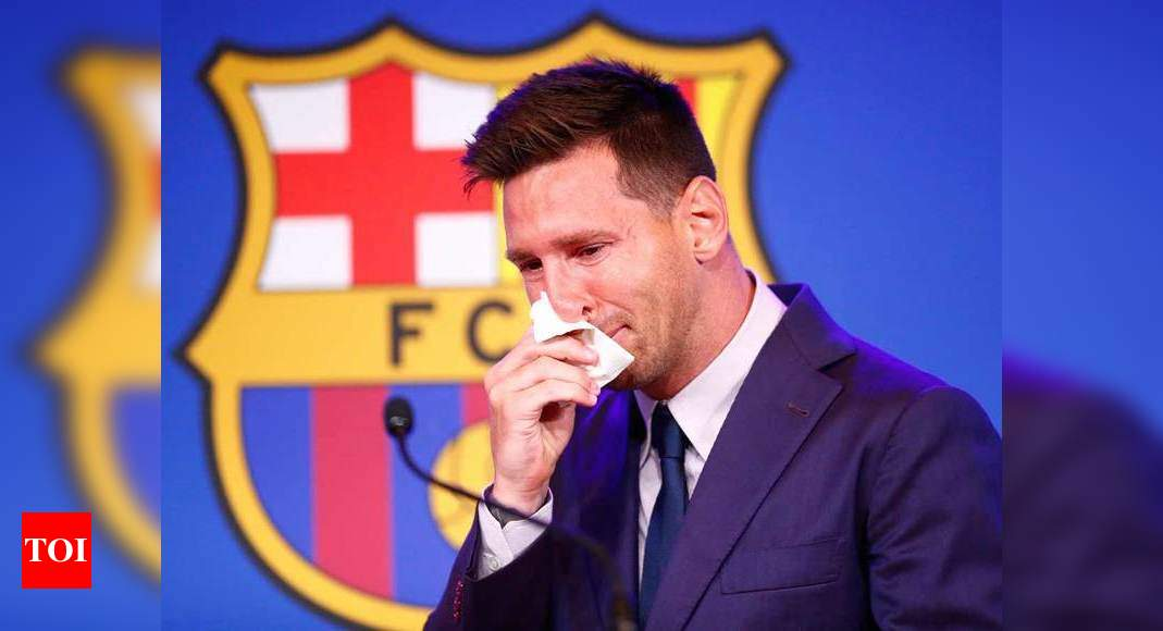 Explained: Why Barcelona had to let Lionel Messi go   Football News – Times of India