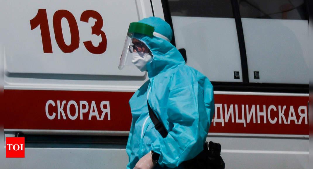 Nine Russian coronavirus patients die after oxygen supply malfunction