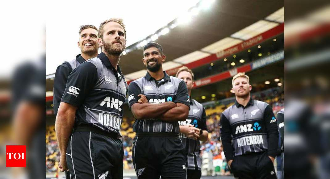 New Zealand players cleared for IPL; NZC announces different squads for sub-continent tour and T20 World Cup | Cricket News – Times of India