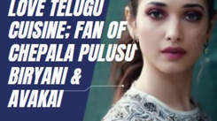 MasterChef Telugu host Tamannaah Bhatia talks about her TV debut, love for food and much more