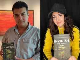 Siddharth Roy Kapur launches Nidhie Sharma's 'Invictus'