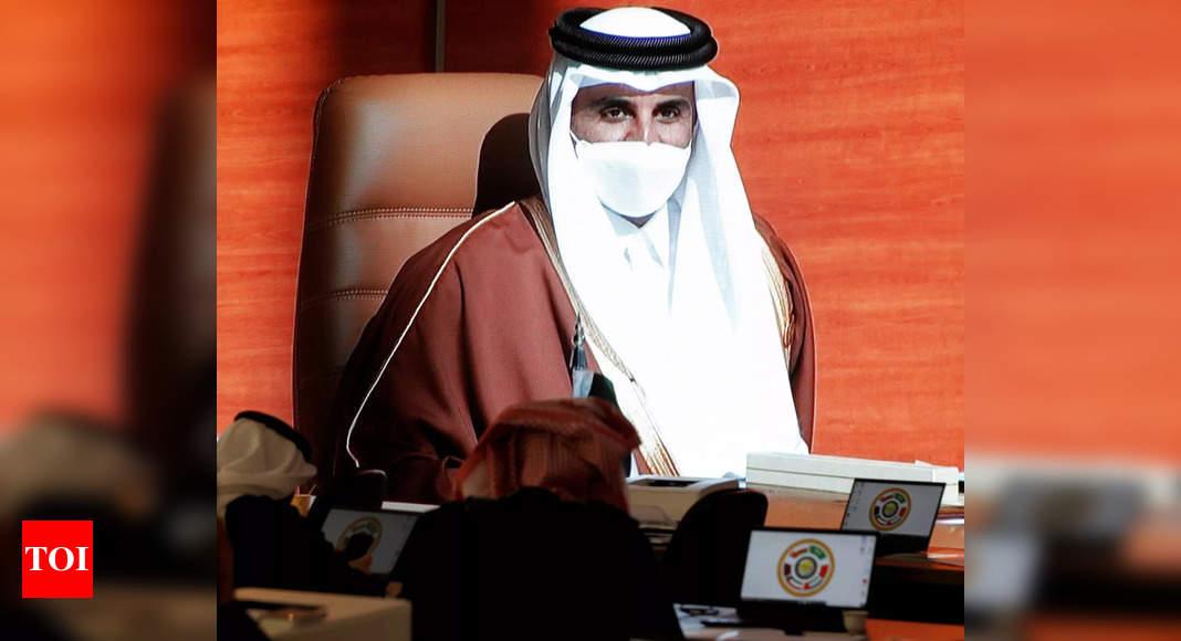 Qatar appoints ambassador to Saudi Arabia, says emir's office thumbnail