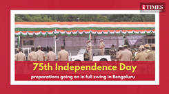 Amid Covid precautions, Bengaluru gears up to celebrate 75th Independence Day