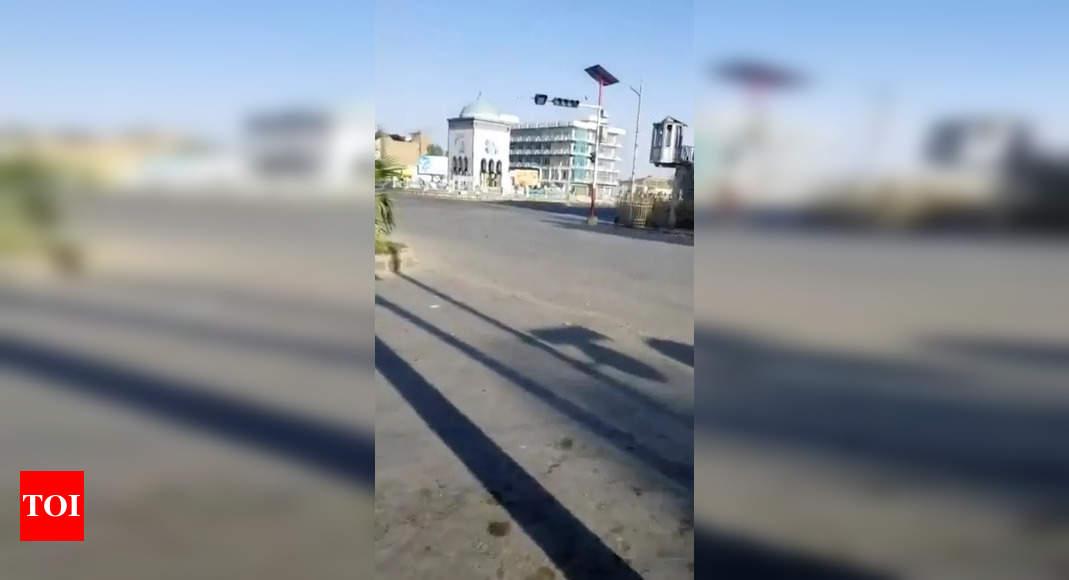 Taliban take over radio station after capturing Kandahar thumbnail