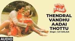 Thendral Padum Ragam | Song - Thendral Vandhu Aadai Thottu (Audio)