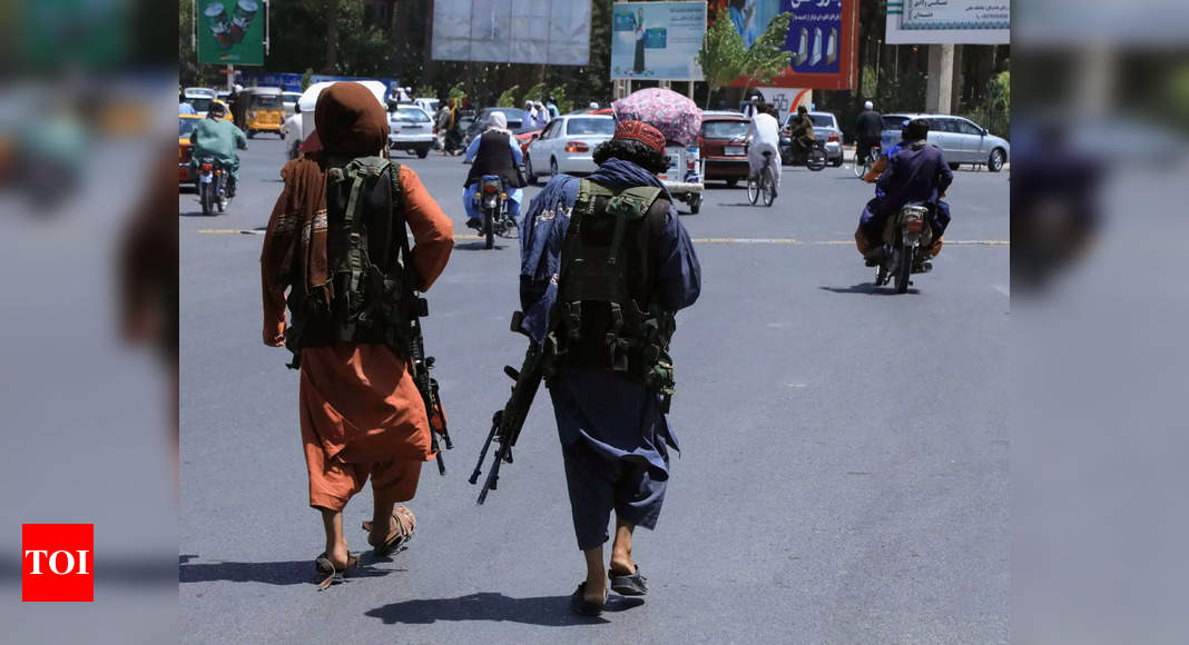 Timeline: The Taliban's sweeping offensive in Afghanistan thumbnail