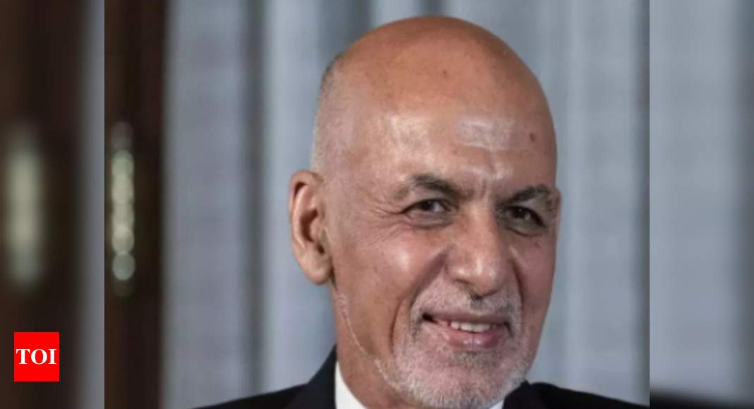Ashraf Ghani says fled country to prevent 'flood of bloodshed' thumbnail
