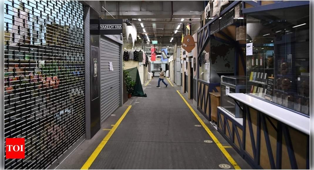 Australia extends Covid lockdown in Melbourne, reinstates night curfew thumbnail