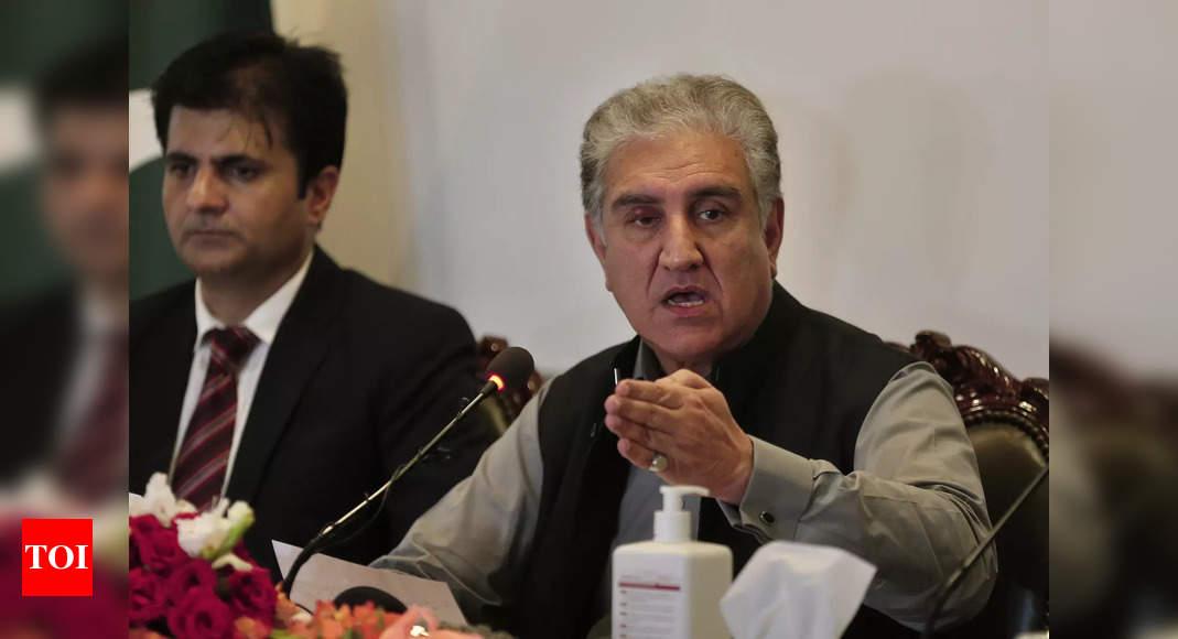 International community must remain engaged with Kabul: Qureshi thumbnail